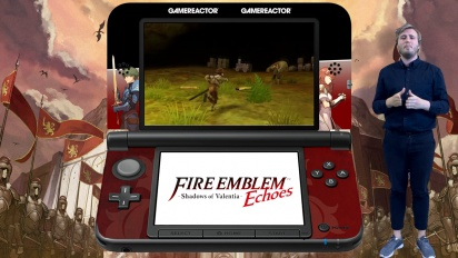 Fire Emblem Echoes: Shadows of Valentia (1)
