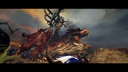 Total War: Warhammer II - Lizardmen In-Engine Trailer