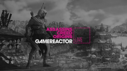 Vi njuter av Assassin's Creed Origins