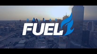 Overwatch - Dallas Fuel Roster
