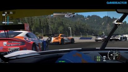 GRTV kör Porsche GT3 i Project Cars (på Red Bull Ring)