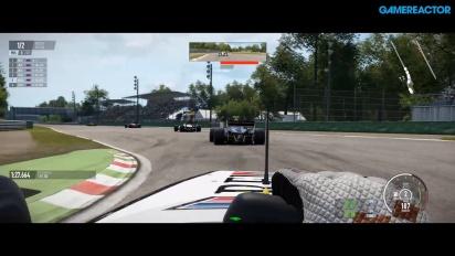GRTV rattar Renault FR35 på Monza i Project Cars 2