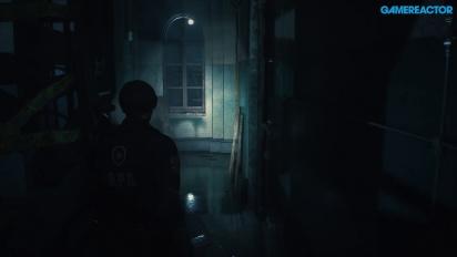 GRTV @ E3 2018: Vi testspelar Resident Evil 2 Remake