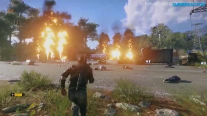 GRTV @ E3 2018: Videoförhandstitt / Just Cause 4