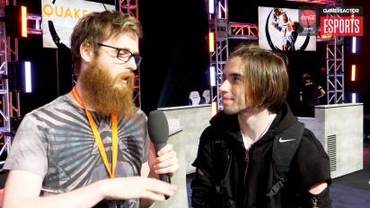 QuakeCon 2018: GRTV intervjuar T9clawz efter vinsten