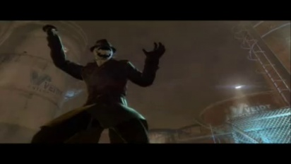 Watchmen: The End is Nigh - Rorschach Vignette Trailer