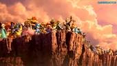 GRTV videorecenserar Super Smash Bros. Ultimate