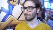 GRTV på Nordic Game 2019: Intervju med Abdullah Karam