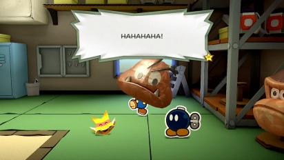 Paper Mario: The Origami King - A Closer Look