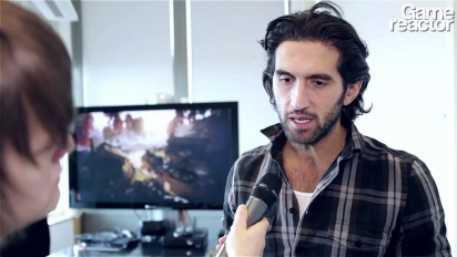 Brothers: A Tale of Two Sons - Josef Fares-intervju