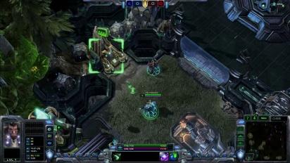 Starcraft II: Heart of the Swarm  - Arcade Now Free Trailer