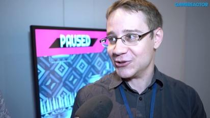 Sonic Mania - Aaron Webber intervjuad