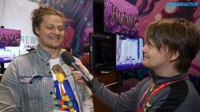 GRTV intervjuar skaparen av Semblance
