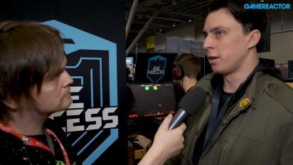 GRTV intervjuar karln bakom Due Process
