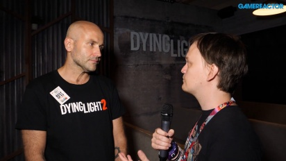 GRTV @ E3 2018: Intervju med teamet bakom Dying Light 2