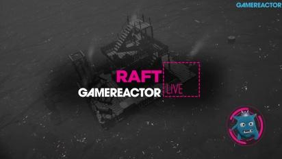 GRTV klämmer lite mer på nya Raft