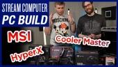 GRTV bygger ihop en ny gaming-PC