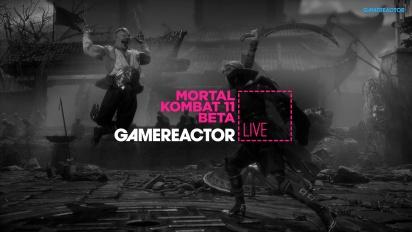 GRTV smiskar lite rumpa i Mortal Kombat 11
