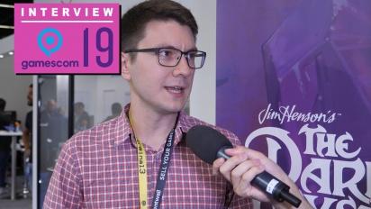 GRTV på Gamescom 19: Intervju med studion bakom The Dark Crystal: Age of Resistance Tactics