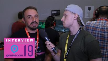 GRTV på Gamescom 19: Intervju med skaparen av Conglomerate 451