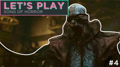 GRTV fortsätter uppleva skräcken i Song of Horror (4)