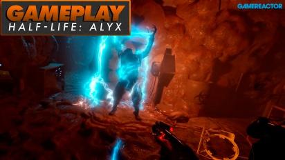 GRTV myser lite mer med Half-Life: Alyx