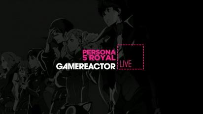 GRTV spelar Persona 5 Royal