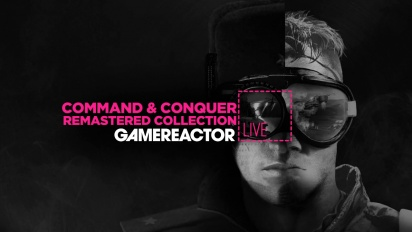 GRTV spelar Command & Conquer: Remastered Collection