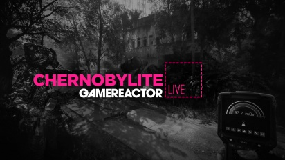 GRTV klämmer lite på Chernobylite