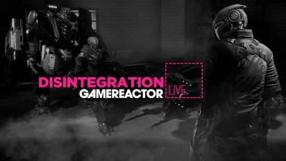 GRTV spelar mer av nysläppta Disintegration