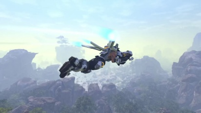 Firefall - New Transportation Pack - Rocketeer Trailer