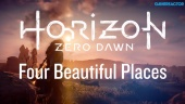 Fyra väldigt vackra platser i Horizon: Zero Dawn