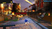 Sonic Forces - Modernt Sonic-gameplay (Nintendo Switch-versionen)