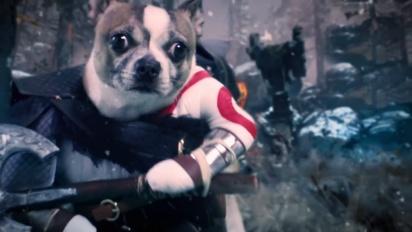 God of War - Dog of War Trailer - Only on PS4