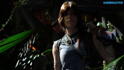 GRTV på plats under Shadow of the Tomb Raider-eventet