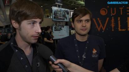 GRTV intervjuar folket bakom Outer Wilds