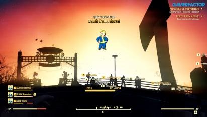 GRTV kikar in atombomben i Fallout 76