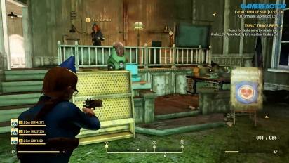 GRTV testar överlevnadsaspekten i Fallout 76