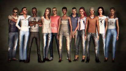Sims 3 - Diesel Stuff Trailer