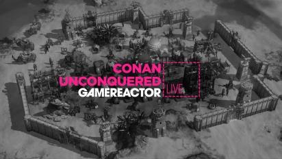 GRTV spelar lite mer av Conan Unconquered