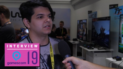 GRTV på Gamescom 19: Intervju med skaparen av Paranoia: Happiness is Mandatory