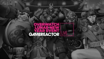 GRTV spelar Overwatch Lunar New Year Event