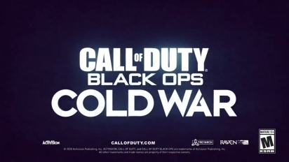 Call of Duty: Black Ops Cold War - Know Your History Teaser