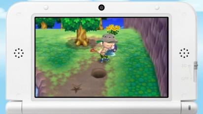 Animal Crossing: New Leaf - Launch Trailer