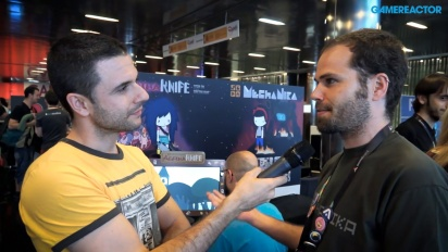 Agatha Knife - Jordi García-intervju
