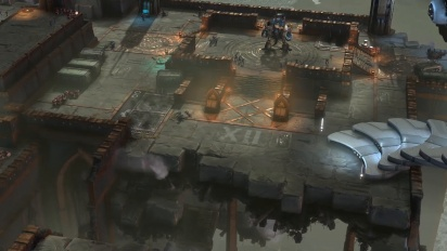 Warhammer 40,000: Dawn of War 3: Environment Showcase