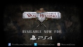 The Incredible Adventures of Van Helsing: Extended Edition - PS4 Announcement