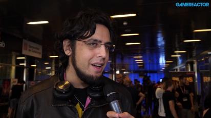 Vlambeer - Rami Ismail intervjuad