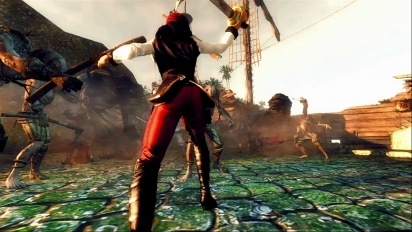 Risen 2: Dark Waters - Out Now Trailer