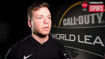 CWL Anaheim 2018 - Gravity Interview